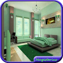 Bedroom Wall Painting Design icon