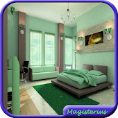 Bedroom Wall Painting Design