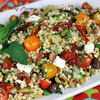 Couscous Sun Dried Tomatoes Feta Recipes