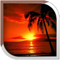 Perfect Sunset Live Wallpaper icon