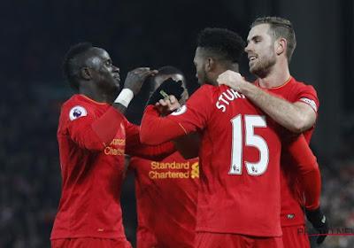 Liverpool, Mignolet et Origi ont renversé la vapeur face à Stoke City