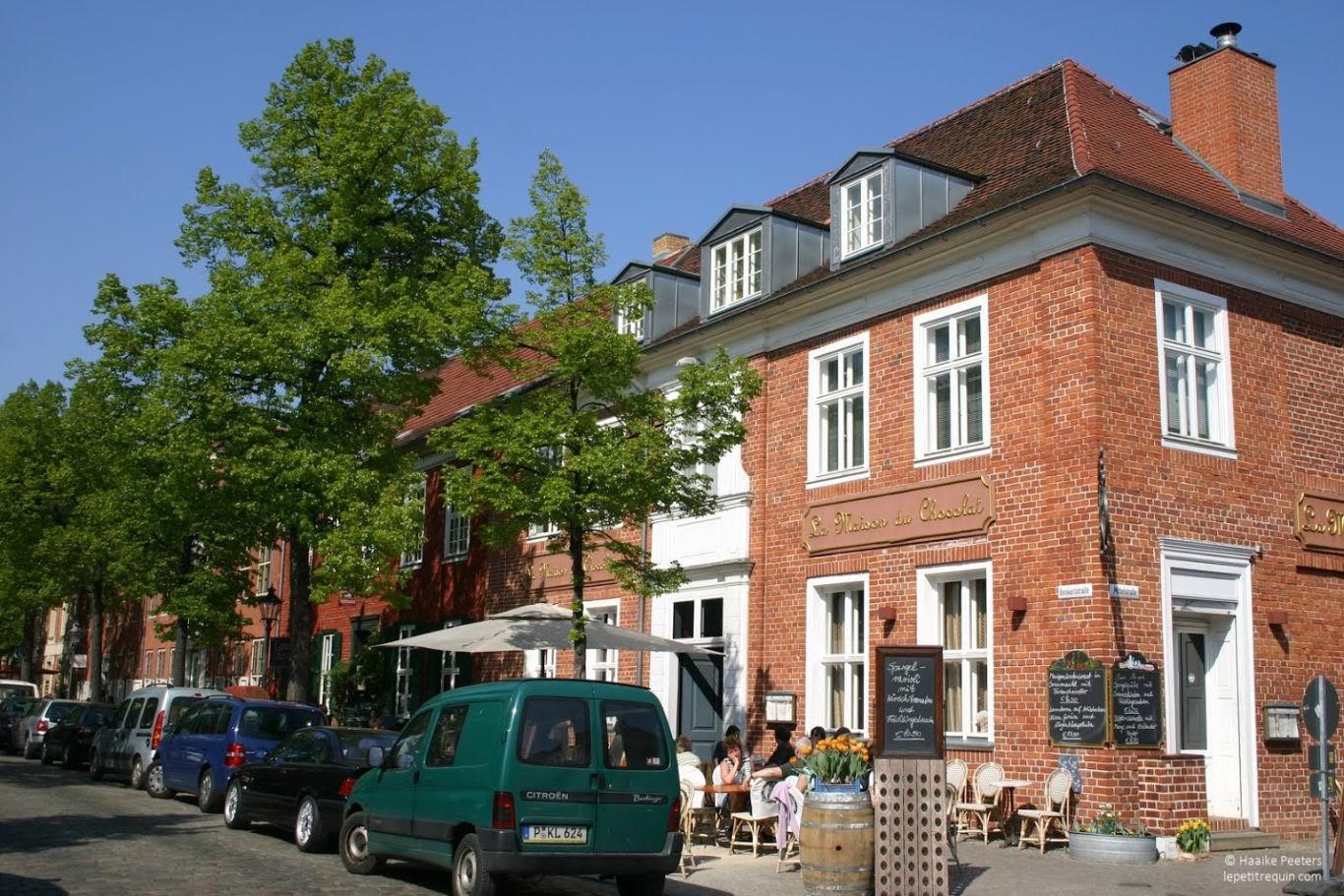 Holländisches Viertel Potsdam (Le petit requin)