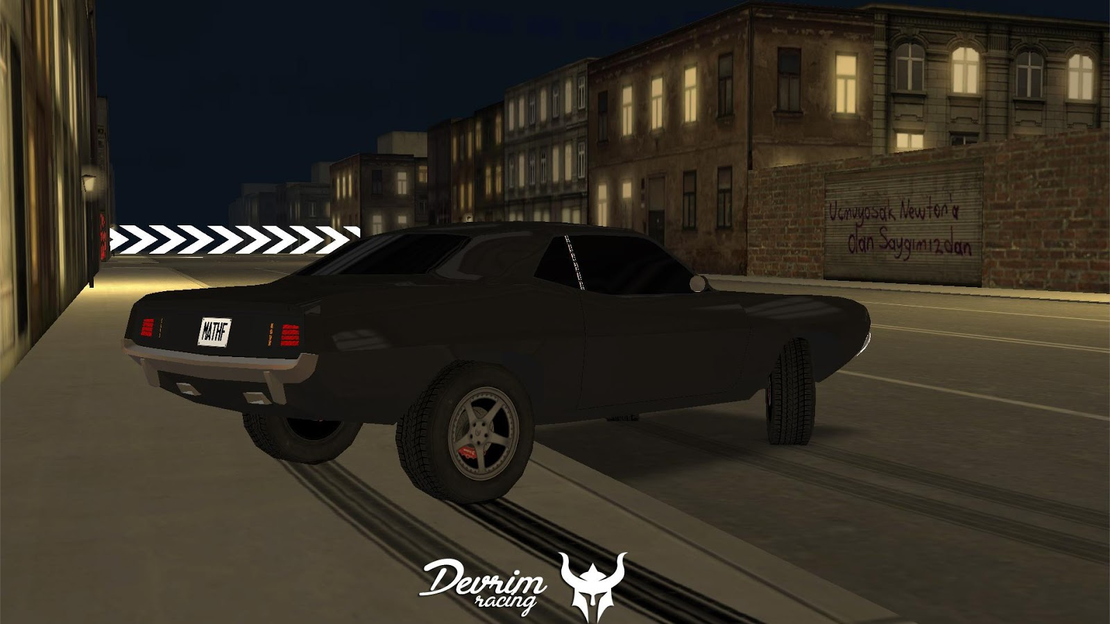 Devrim Racing- screenshot