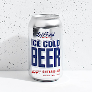 Left Field Ice Cold Ale