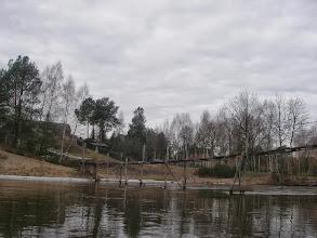 Photo: kładka przez rzekę...