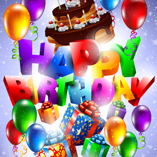 live happy birthday wallpaper