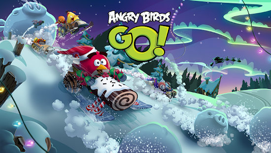 Angry Birds Go!- screenshot thumbnail
