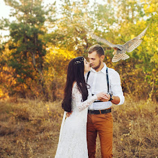 Wedding photographer Olesya Solnechnaya (sunalice). Photo of 11.10.2015