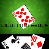 Diloti Notebook