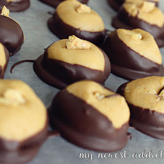 Peanut Butter Balls With Graham Crackers Butter Recipes.