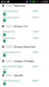 Paman Palui - food delivery screenshot 3