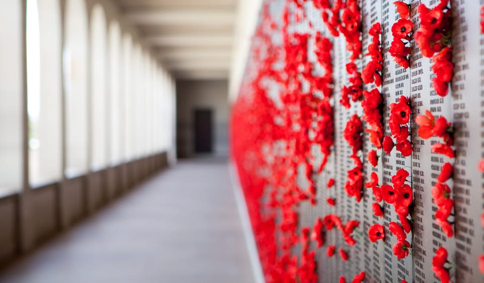 The Australian War Memorial will host the 100th anniversary of the WWI Armistice © CoolR / Shutterstock