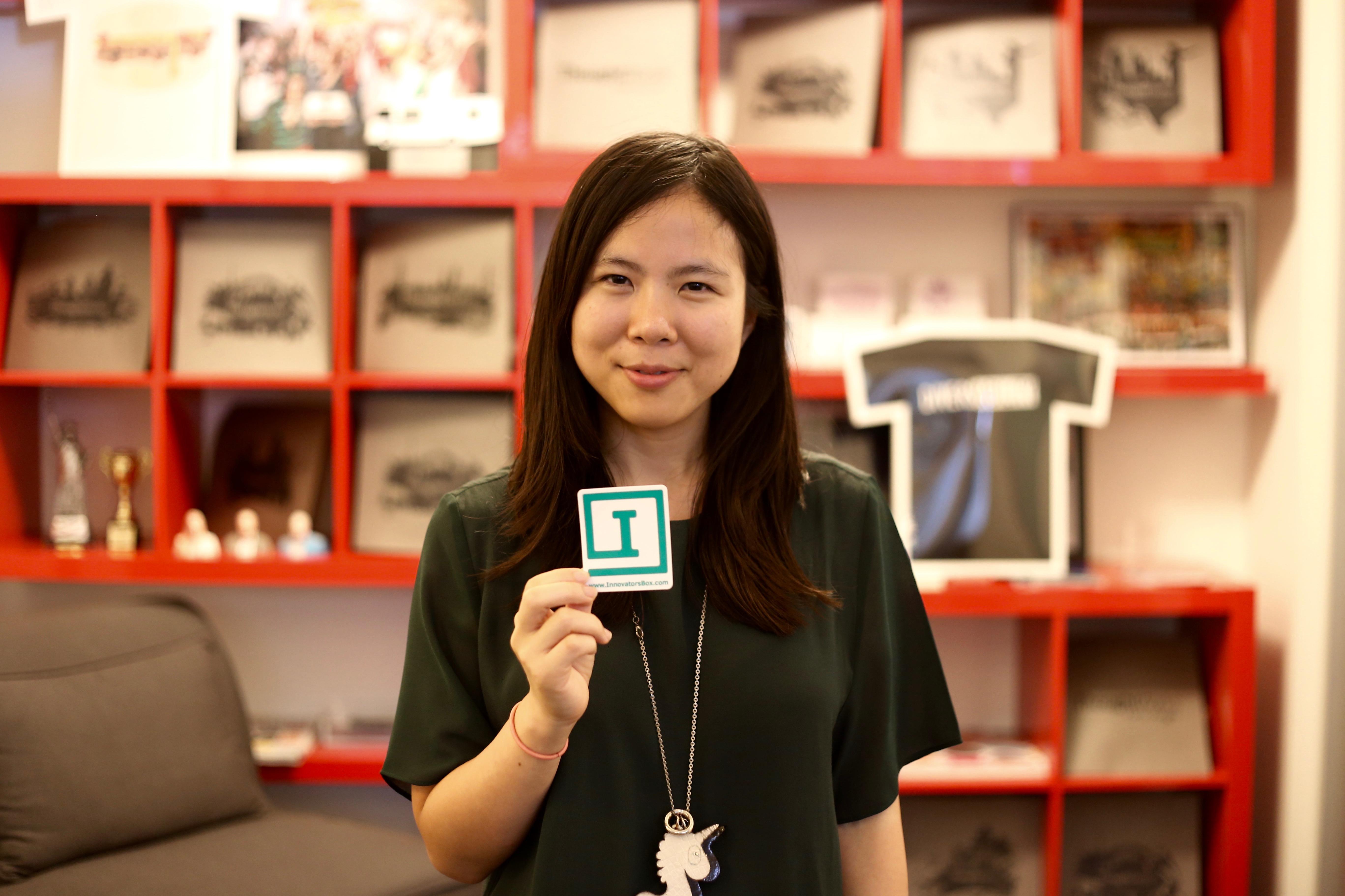 Monica Kang | Innovators Box