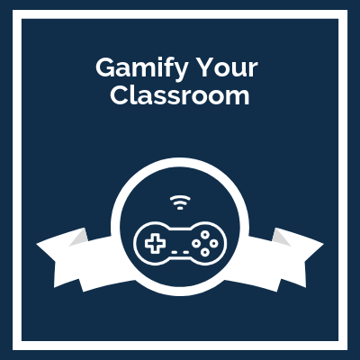 Gamify Your Classroom course logo