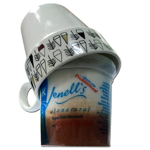 yogurt jennell's firme descremado guayaba 180gr