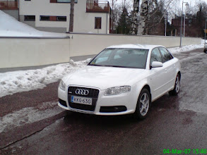 Photo: Audi A4 vuodelta 2007