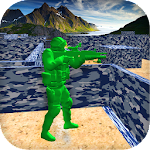 Army Men FPS Strike - Toy War Commander Shooter Icon