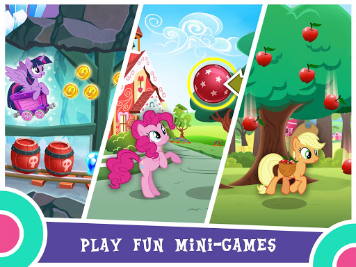 MY LITTLE PONY: Magic Princess - screenshot