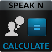 Speak N Calculate (Voice & Talking Calculator) Android APK Download Free By Bew