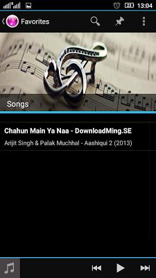 Music MP3 Player - screenshot