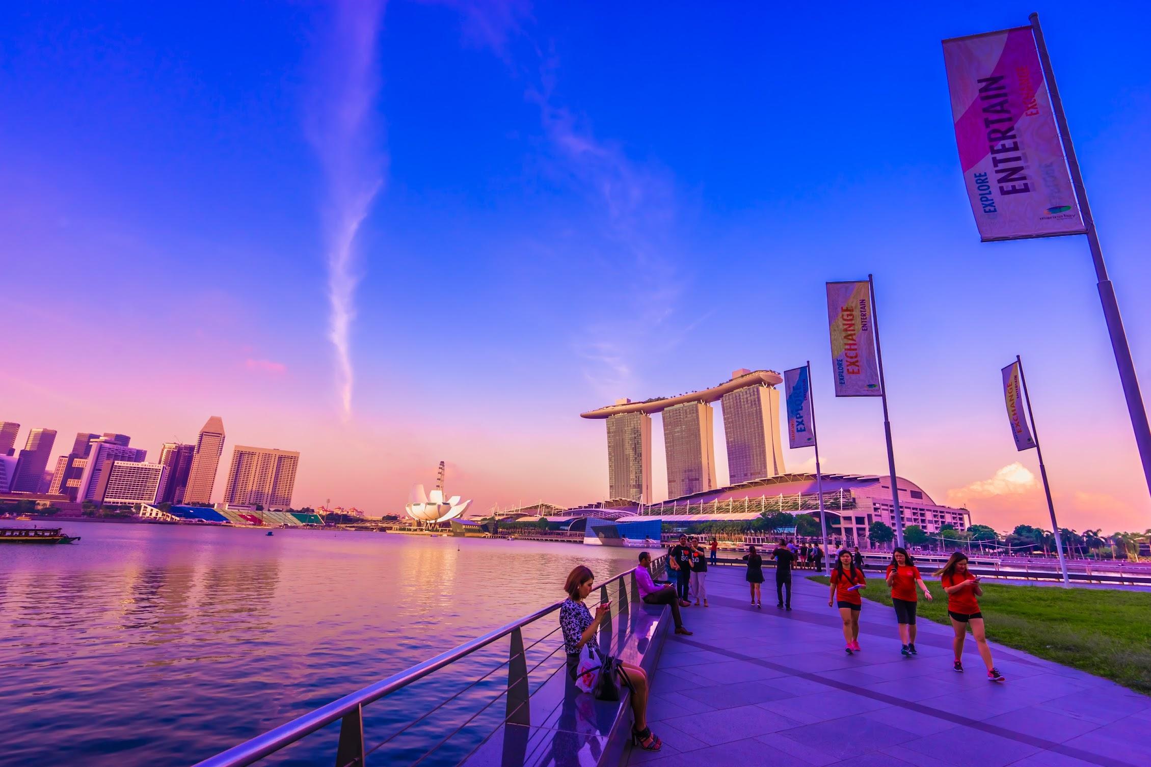 Singapore Marina Bay2