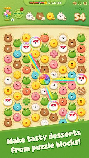 LINE POPChocolat screenshots 4