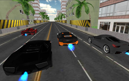 Car Racing 3D  captures d'u00e9cran 2