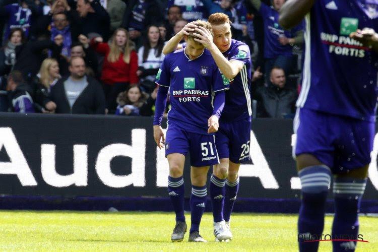 """Degryse : """"Je n'aurais pas repris Trebel pour le match de Bruges"""""""