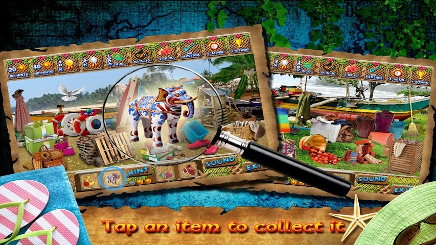 android At Shore Find Hidden Object Screenshot 0