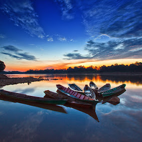 by Kosmas Fikie Aryadi - Landscapes Waterscapes ( nature, travel, landscape, river )