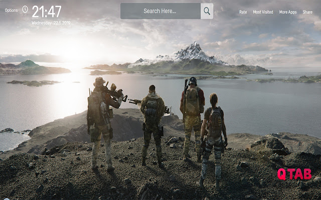 Ghost Recon Breakpoint Wallpapers Hd Theme