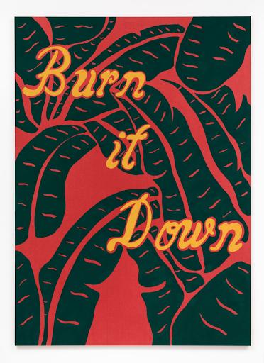 Burn it Down by Joel Mesler