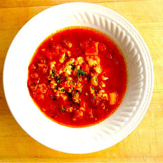 The Hirshon Key West Conch Chowder.