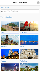AsiaTravel screenshot 1