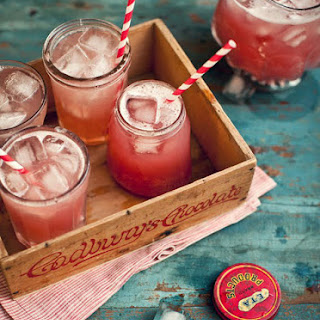 Cranberry Apple Cocktails Recipes.