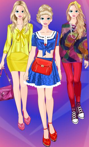 プリンセスファッションをドレスアップ