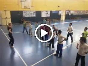 Video: Aerobic con 5ºA de Primaria