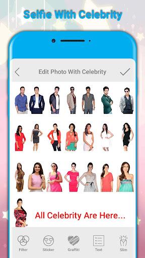 Celebrity Photo and Me...!!!! 1.2 screenshots 8