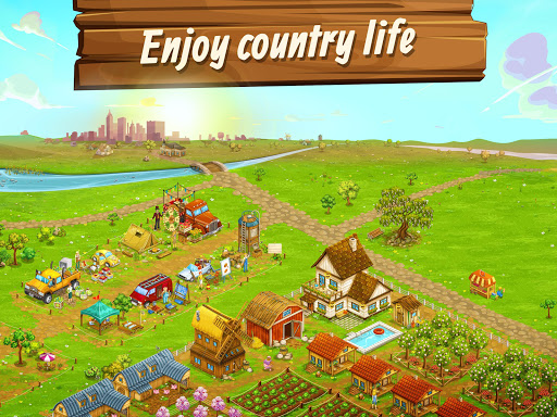 Big Farm: Mobile Harvest game (apk) free download for Android/PC/Windows screenshot