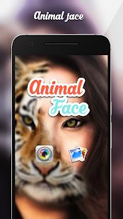 Animal Face Editor - náhled