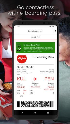 AirAsia screenshot 6