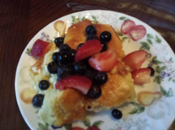 Cheese Blintz Casserole Recipe