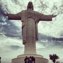 Photo: #Cochabamba #Bolivia #cristo de la #concordia