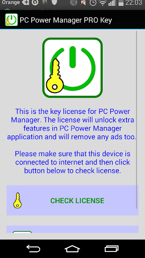 PC Power Manager PRO key