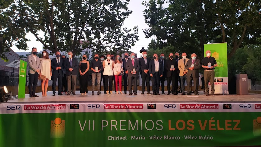 En imágenes: VII Premios Los Vélez de LA VOZ