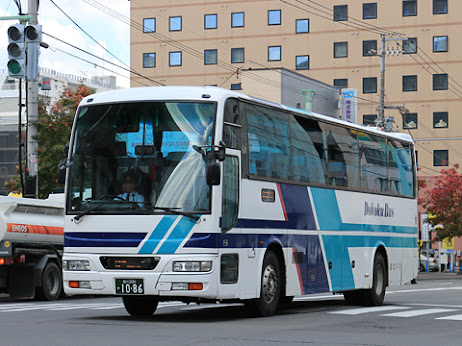 道北バス「ノースライナーみくに号」 1086_101