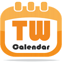 Taiwan Holiday Calendar 2017 icon