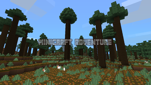 MiniCraft Adventure game (apk) free download for Android/PC/Windows screenshot