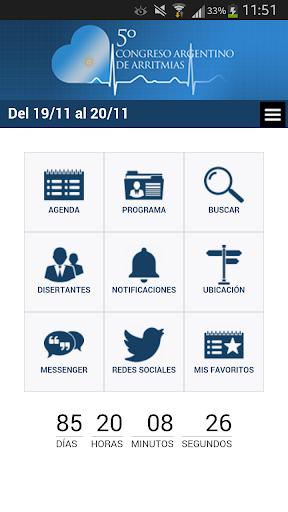 5 Congreso Argentino Arritmias