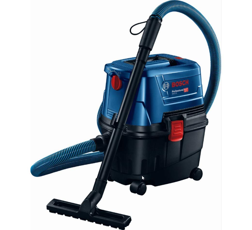 Bosch Vacuum Cleaner and Blower Gas